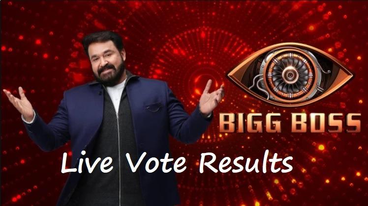 Bigg Boss Malayalam season 3 Vote Results 2021