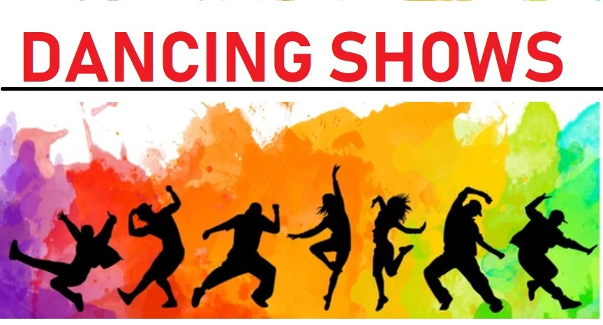 Dancing show audition